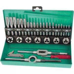 Brüder Mannesmanni 32-osaline keermetööriistade komplekt 53250