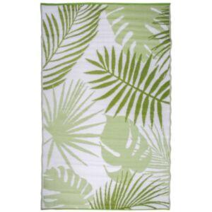 Esschert Design aiavaip, 241 x 152 cm džunglilehed OC22