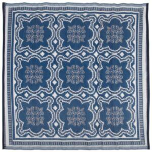 Esschert Design aiavaip 151,5 cm sinine ja valge OC23