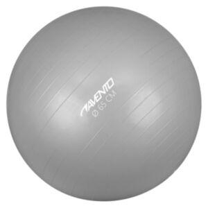 Avento fitness-pall 65 cm läbimõõt, hõbedane