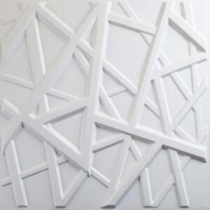 """WallArt 3D seinapaneelid """"Olivia"""", 12 tk GA-WA26"""