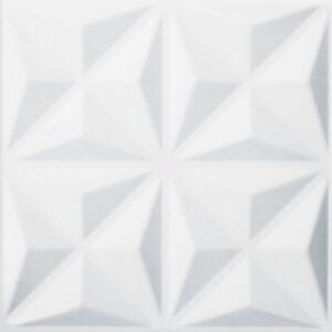 WallArt 3D seinapaneelid Cullinans, 12 tk, GA-WA17