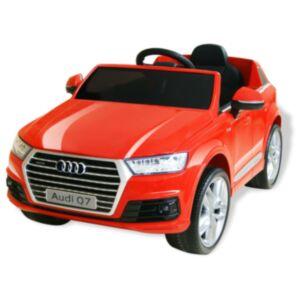 Pood24i elektriline pealeistutav auto Audi Q7 punane 6 V