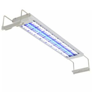 Pood24i LED-valgusega akvaariumilamp 50-60 cm, alumiinium IP67