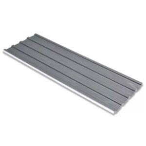 Pood24 katusepaneel 12 tk tsingitud terasest, hall