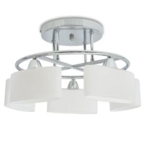 Pood24 laelamp ellipsikujuline klaasist kuplitega 5 E14 pirnile, 200 W