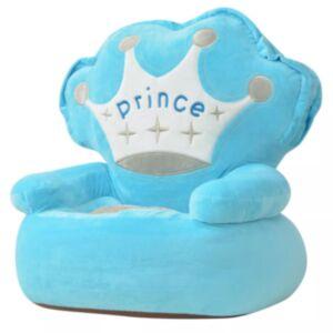 """Pood24i plüüsist lastetool """"Prince"""", sinine"""