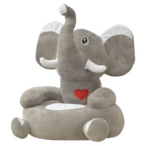 Pood24 plüüsist lastetool elevant, hall