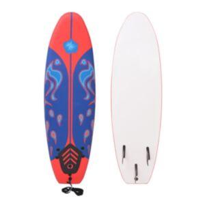 Pood24 surfilaud sinine ja punane 170 cm