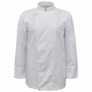 Pood24 koka jakid 2 tk, pikkade käisega, suurus XL, valge