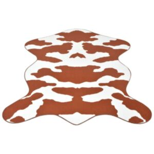 Pood24i vaip 110 x 150 cm pruuni lehmamustriga