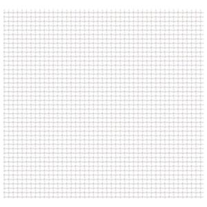 Pood24 võrkaed, roostevaba teras 50 x 50 cm, 11 x 11 x 2 mm