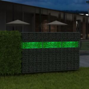 Pood24 gabiooni kivid, klaasist, roheline 60-120 mm, 25 kg
