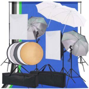 Pood24 fotostuudio valgustuskomplekt