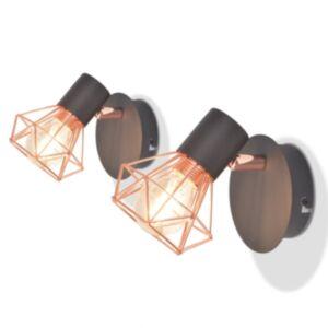 Pood24 seinalambid 2 tk 2 LED-hõõglambiga 8 W