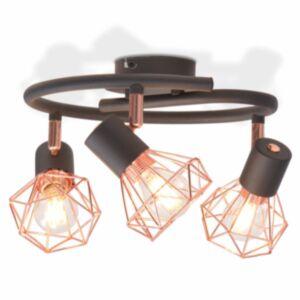 Pood24 laelamp 3 LED-hõõglambiga 12 W