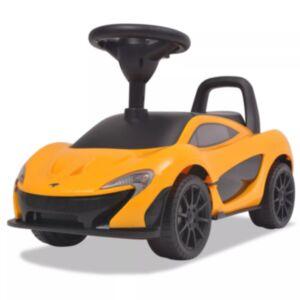 """Pood24 pealeistutav mänguauto """"McLaren P1"""", kollane"""