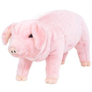Pood24 seisev mängusiga plüüs, roosa XXL