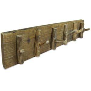Pood24 riidenagi taaskasutatud puidust 60 x 15 cm
