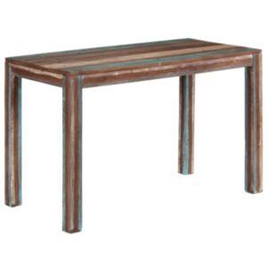 Pood24 söögilaud, toekas puit, vanaaegses stiilis, 118 x 60 x 76 cm