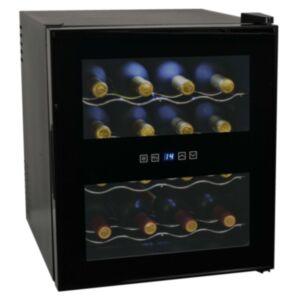 Pood24 veini külmkapp 48 l, 16 pudelit, LCD ekraan