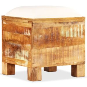 Pood24 hoiupink, tugev taastatud puit, 40 x 40 x 45 cm