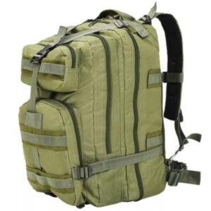 Pood24 armeestiilis seljakott 50 l, oliivroheline