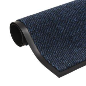 Pood24 uksematt, kandiline, 60 x 90 cm, sinine