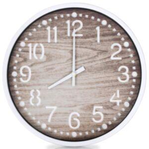 Pood24 seinakell puiduvälimusega 30,5 cm