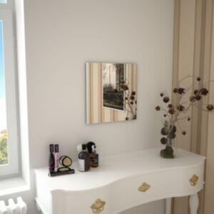 Pood24 seinapeegel, 40 x 40 cm, kandiline, klaasist