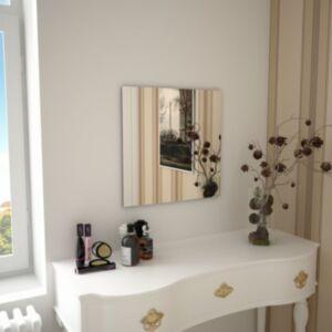 Pood24 seinapeegel, 50 x 50 cm, kandiline, klaasist