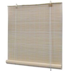 Pood24 ruloo, bambus 80 x 220 cm, naturaalne
