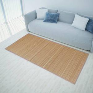 Pood24 bambusvaip 100 x 160 cm pruun