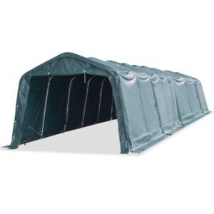 Pood24 eemaldatav loomatelk, PVC 550 g/m², 3,3 x 12,8 m, tumeroheline