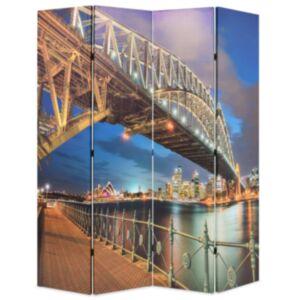Pood24 kokkupandav sirm 160 x 170 cm, Sydney sadama sild
