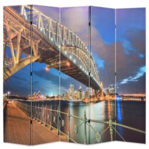 Pood24 kokkupandav sirm 200 x 170 cm, Sydney sadama sild