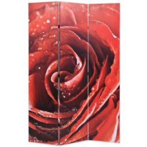 Pood24 kokkupandav sirm 120 x 170 cm, punane roos