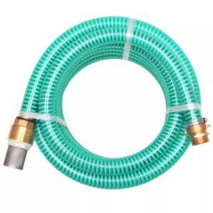 Pood24 imivoolik messingust ühendustega, 3 m, 25 mm, roheline