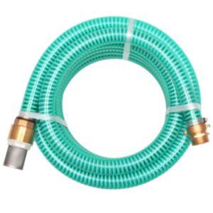 Pood24 imivoolik messingust ühendustega, 7 m, 25 mm, roheline