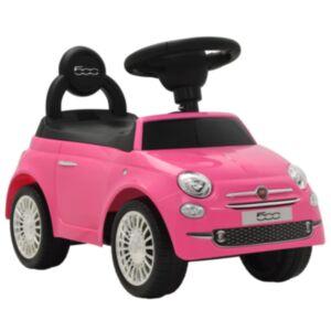 Pood24 pealeistutav auto Fiat 500 roosa
