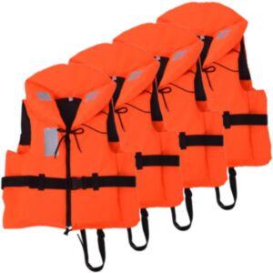 Pood24 ujumisvestid 4 tk 100 N, 40–60 kg