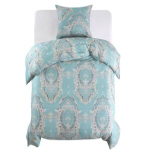 Pood24 voodipesu, 2 osa klassikaline 140 x 220/60 x 70 cm sinine
