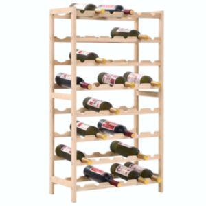 Pood24 seedripuust veiniriiul 57,5 x 28 x 102 cm
