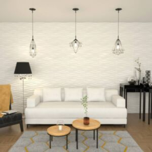 Pood24 3D seinapaneelid 12 tk, 0,8 x 0,625 m, 6 m²