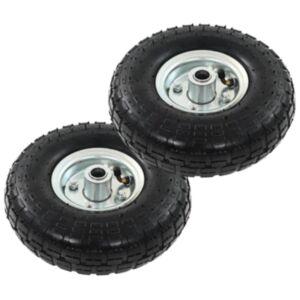 Pood24 pakikäru rattad, 2 tk, kumm 4,10/3,50–4 (260 x 83)