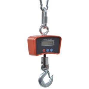 Pood24 elektrooniline kraanakaal 1000 kg