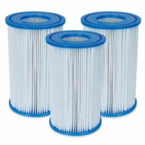 Intex filtrikassett 3-pakk, 29003