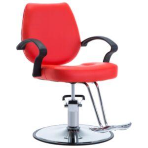 Pood24 juuksuritool, kunstnahast, punane