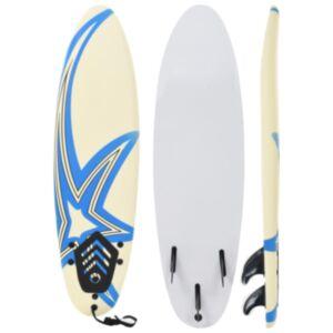 Pood24 surfilaud, 170 cm, tähemuster