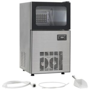 Pood24 jäämasin 420 W 45 kg/24 h, must